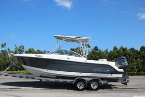 Used Robalo 247 DC247 DC Center Console Fishing Boat For Sale