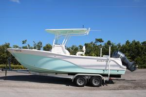 Used Sea Fox 246246 Center Console Fishing Boat For Sale