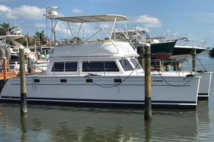 Used Pdq Yachts MV 34 Power Catamaran Boat For Sale