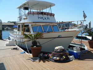 Used Defever MMC 41 Trawler Boat For Sale