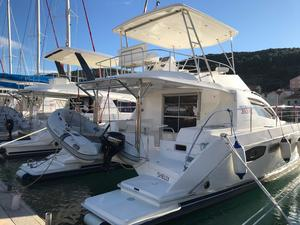 Used Leopard 39 PC Power Catamaran Boat For Sale