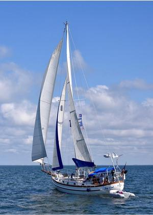 Used Lord Nelson 41 Cruiser Sailboat For Sale