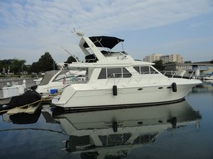 Used Navigator 4200 Convertible Fishing Boat For Sale