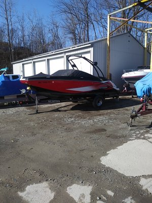 Used Scarab 195 HO Impulse Motor Yacht For Sale