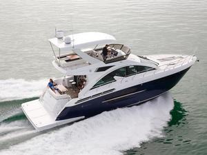 New Cruisers Yachts 54 Fly Saltwater Fishing Boat For Sale