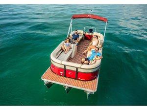 New Crest I 220 L Pontoon Boat For Sale