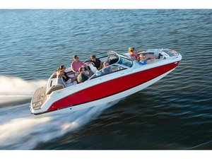 New Four Winns Deck Boat HD 220 Bowrider Boat For Sale
