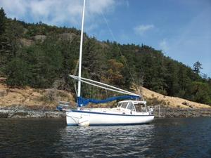 Used Nonsuch Classic 30 Cruiser Sailboat For Sale