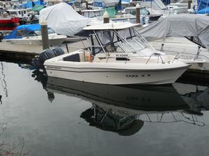 Used Grady-White 232 Gulfstream Saltwater Fishing Boat For Sale