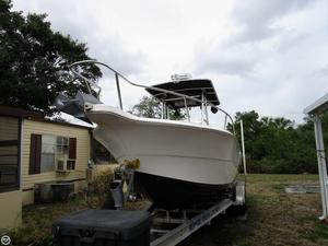 Used Sea Fox 257 CC Center Console Fishing Boat For Sale