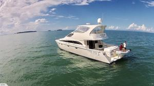 Used Stealth 540540 Power Catamaran Boat For Sale