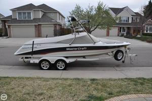 Used Mastercraft Maristar 225 VRS Ski and Wakeboard Boat For Sale