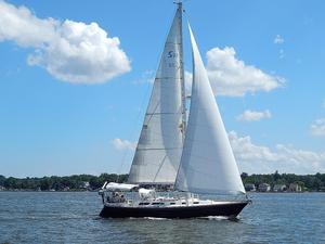 Used Sabre 38 Cruiser Sailboat For Sale