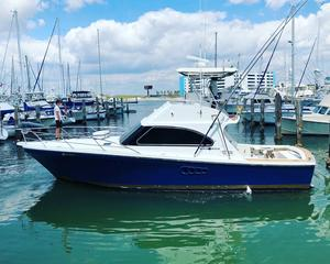 Used Black Watch 40 Flybridge Sports Fishing Boat For Sale