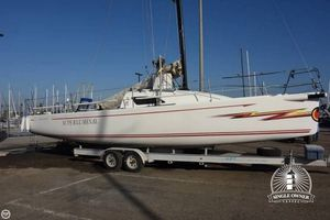 Used Flying Tiger 33 Racer and Cruiser Sailboat For Sale
