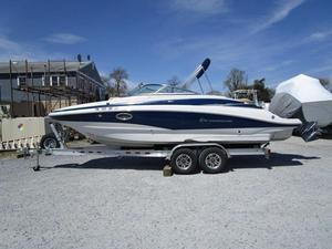 Used Crownline E4 XSE4 XS Bowrider Boat For Sale