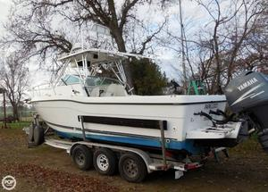 Used Seaswirl 2600 Walkaround Fishing Boat For Sale