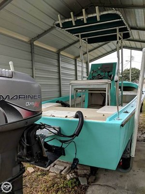 Used Aquasport 222 Center Console Fishing Boat For Sale