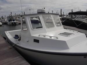 Used Seaworthy Fisherman Downeast Fishing Boat For Sale