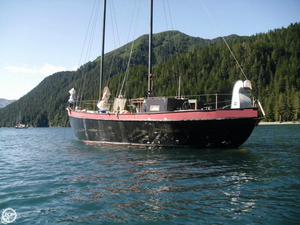 Used Schreiber 50 Schooner Sailboat For Sale