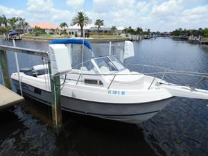 Used Aquasport 230 Walk Around Center Console Fishing Boat For Sale
