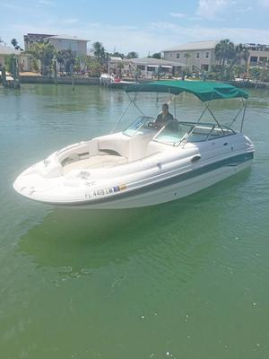 Used Chaparral Sunesta 232 Bowrider Boat For Sale