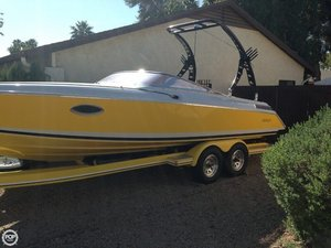 Used Donzi Z -25 High Performance Boat For Sale