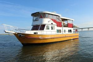 Used Monark Motor Yacht For Sale
