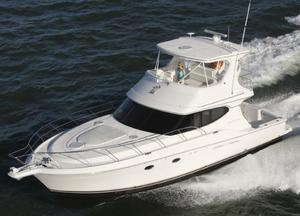 New Silverton 45 Convertible Motor Yacht For Sale
