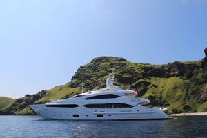 Used Sunseeker 40 Metre Yacht Mega Yacht For Sale