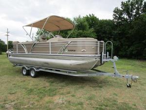 Used Veranda Pontoon Boat For Sale
