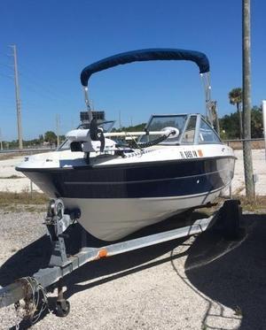 Used Bayliner 194 Ski N Fish High Performance Boat For Sale
