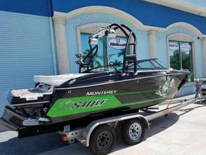 New Monterey 218ss High Performance Boat For Sale