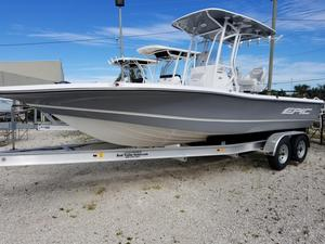 New Epic 25SC Center Console Fishing Boat For Sale