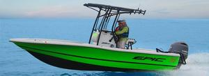 New Epic 22SC Center Console Fishing Boat For Sale
