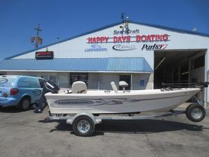 Used Triumph 170170 Freshwater Fishing Boat For Sale