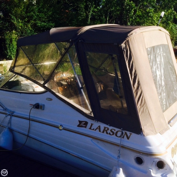 Used Larson 240 Cabrio Express Cruiser Boat For Sale
