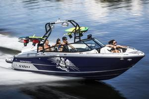 New Monterey 238 Surf High Performance Boat For Sale