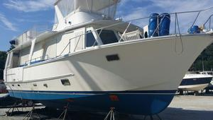 Used Pearson 43 Motor Yacht Trawler Boat For Sale