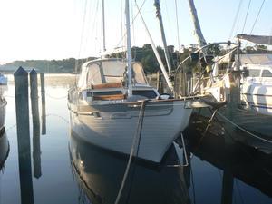 Used Hardin 45 Center Cockpit Sailboat For Sale