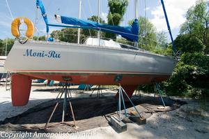 Used O'day 322 Cruiser Sailboat For Sale