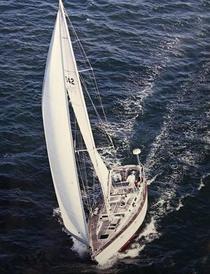 Used Norseman 447 Cruiser Sailboat For Sale