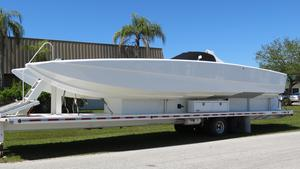 Used Skater 368 Race Cat Lite High Performance Boat For Sale