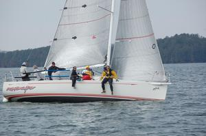 Used Flying Tiger 10M Sloop Sailboat For Sale