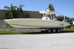 Used Spectre 360 Open Center Console Fishing Boat For Sale