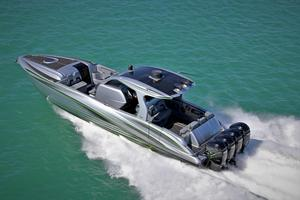 New Deep Impact 399 Cabin High Performance Boat For Sale