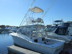 Used Albemarle 305 Express Fisherman Express Cruiser Boat For Sale