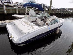 Used Crownline 210 LX Bowrider Boat For Sale