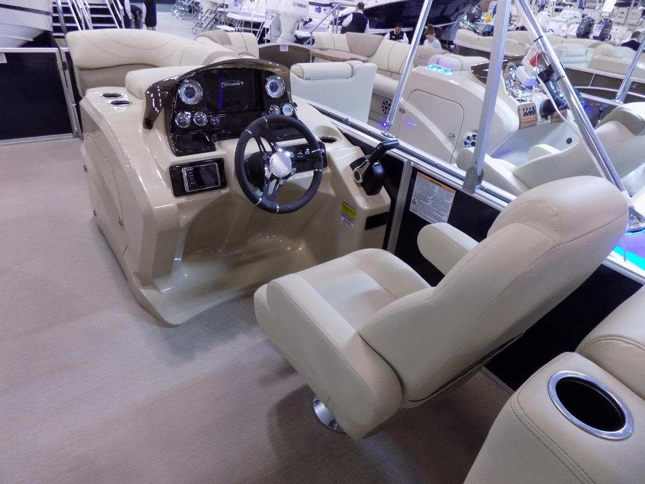 2018 New Sylvan Mirage 8522 Lz Le Pontoon Boat For Sale 37995 Wiring Diagram