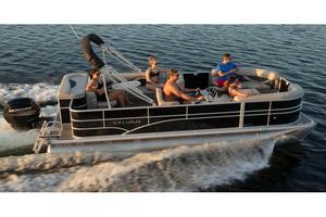 New Sylvan 8520 Mirage Cruise Pontoon Boat For Sale